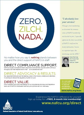 Join NAFCU Now! :)