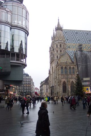 New Vienna and Gothic Vienna