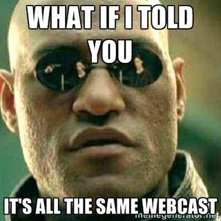 All the Same Webcast