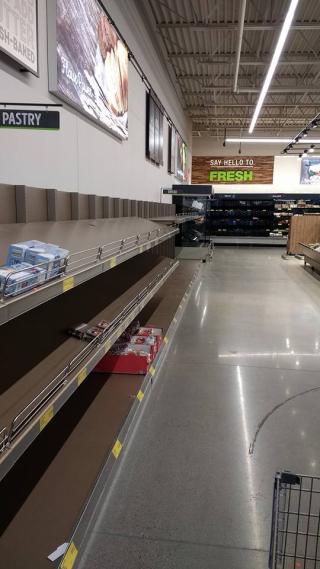 Empty Store 2