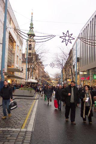 Saturday Christmas Shopping