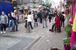 Galway Busking