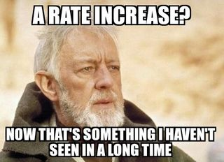 Rate Increase - Obi Wan Kenobi